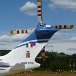 Consegnata al Servizio Aereo della Polizia di Stato una coppia di nuovi AW139