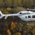 La polizia della regione del Baden Württemberg è il primo cliente dell'EC145 T2 di Eurocopter nella versione per le forze dell'ordine