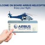 Benvenuti a bordo: decolla Airbus Helicopters!