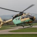 L'EC645 T2 di Airbus Helicopters porta a termine con successo il suo primo volo