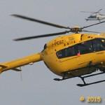 Voli di addestramento a Bresso per un EC145T2 di INAER