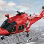 """REGA firma il contratto d'acquisto di tre AW169 FIPS per il """"Project Icebird""""."""