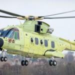Finmeccanica: volo inaugurale per il primo dei 16 elicotteri AW101 destinati al governo norvegese