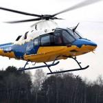 Finmeccanica: primo volo per l'elicottero AW109 Trekker