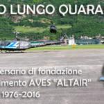 """""""Un volo lungo quarant'anni"""", articolo di Sergio Morari sul 40° anniversario dell'ALTAIR"""