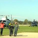 Conclusa la prima esercitazione tra Aeronautica Militare e Guardia di Finanza