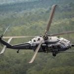Entro giugno 2018 cinque HH-60G Pave Hawk saranno basati ad Aviano con compiti di Combat Search and Rescue