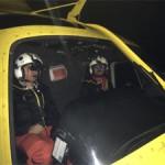 Elisoccorso Trento: primo intervento operativo con i visori notturni