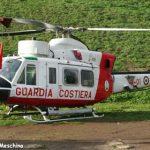 La marina uruguayana riceverà due degli AB412CP dismessi dalla Guardia Costiera
