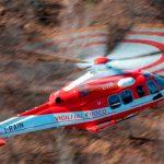 Leonardo: consegnati i primi due elicotteri AW139 ai Vigili del Fuoco