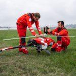 Il nuovo drone Rega vola e cerca autonomamente