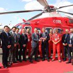 Leonardo: cresce la flotta di elicotteri AW139 dei Vigili del Fuoco con ordini per oltre 75 milioni di euro
