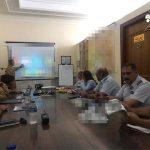 Il personale dell'Aeronautica Militare in Missione in Iraq presenta il nuovo piano di addestramento dei piloti iracheni