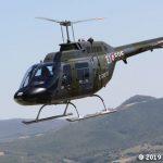 In volo con gli elicotteri del CAAE di Viterbo