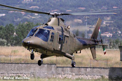 Aviazione dell'Esercito: esce dalla linea di volo l'ultimo A109EOA (MRH109)