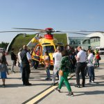 Emergenza-Urgenza: a Villa Guardia 500 persone all'open day dell'elisoccorso e del 118