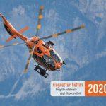 """Calendario 2020 del progetto """"Solidarietà degli elisoccorritori"""""""