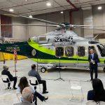 Leonardo: Consegnato il primo AW139 al Dipartimento Antincendio della Contea di Miami-Dade