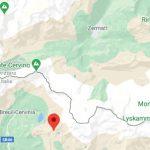 Incidente ad un Robinson R44 in Valle d'Aosta. Una vittima tra gli occupanti