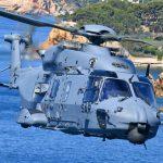 Primo NH90 consegnato all'Aeronautica Militare spagnola per missioni di ricerca e soccorso