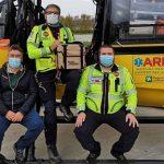 Dal 4 novembre in Lombardia l'elisoccorso vola con plasma e globuli rossi concentrati