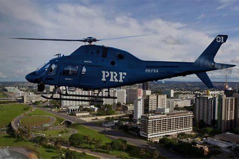 Sei AW119Kx per la Polizia Stradale Federale Brasiliana