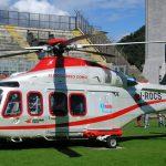 Leonardo celebra il ventesimo anniversario del primo volo dell'AW139