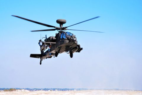 Testato sugli AH-64E Apache Guardian il missile Rafael Spike NLOS. Equipaggerà anche l'AH249