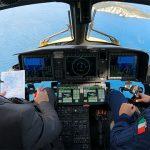Volare in elicottero: rotte più sicure e sostenibili anche grazie ai satelliti