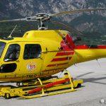 Incidente a Trento: precipta un Ecureil del Nucleo Provinciale elicotteri dei Vigili del Fuoco