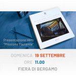"""Elisoccorso: alla Fiera dei Territori di Bergamo la presentazione del libro """"Missione Paziente"""""""