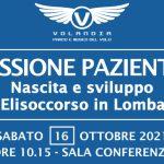 """Elisoccorso: a Volandia-Museo del Volo la presentazione del libro """"Missione Paziente"""""""
